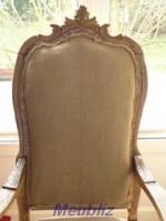restaurer un fauteuil voltaire explication en images. Black Bedroom Furniture Sets. Home Design Ideas