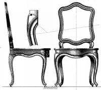 Plan De La Chaise Reine