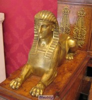 Sphinx Empire Retour d'Egypte