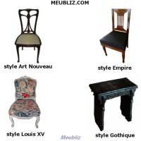 les styles et courants dans les arts le meuble et l 39 architecture les mouvements et courants. Black Bedroom Furniture Sets. Home Design Ideas