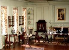 les styles anglais des meubles en acajou et des formes classiques caract ristiques de la. Black Bedroom Furniture Sets. Home Design Ideas
