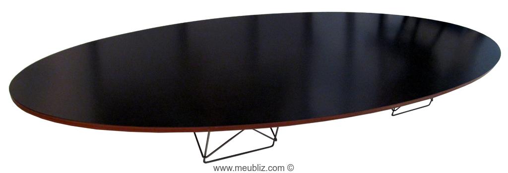 Basse Par Ellipse Eames Etr Design Surfboard Table Meuble Charles tQrhdsxC