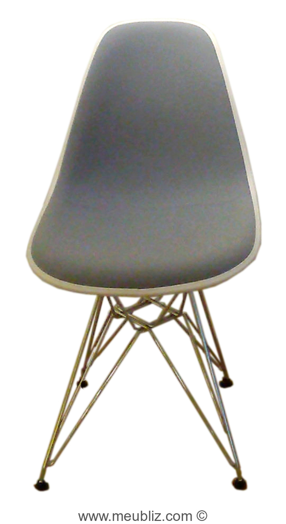 Chaise dsr eiffel beautiful chaise eiffeln design dsr c for Chaise eiffel eames