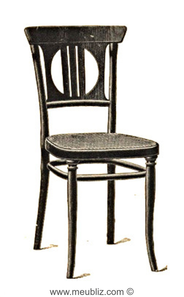 chaise n 298 thonet. Black Bedroom Furniture Sets. Home Design Ideas
