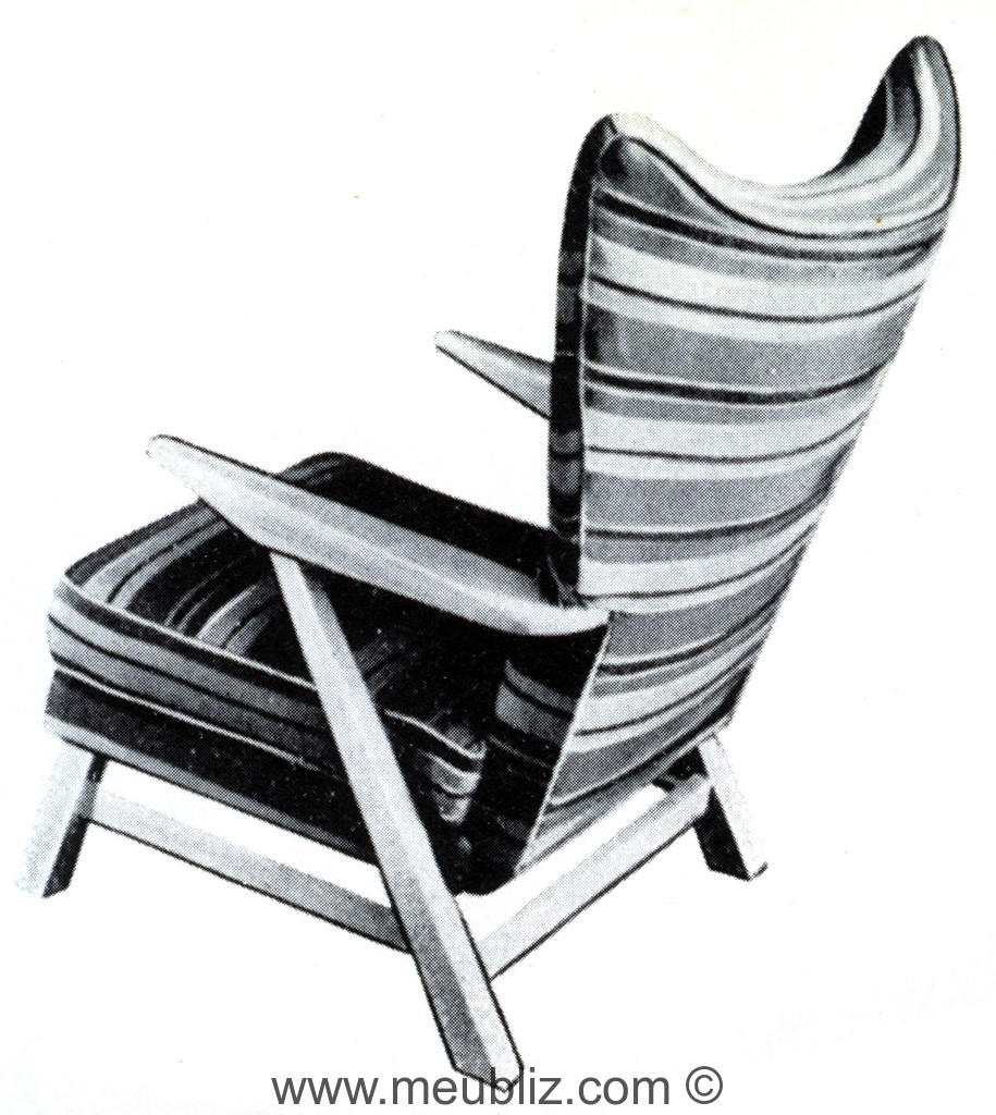 fauteuil sk630 meuble design. Black Bedroom Furniture Sets. Home Design Ideas