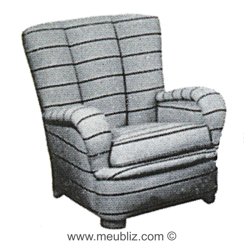 fauteuil sk590 meuble design. Black Bedroom Furniture Sets. Home Design Ideas