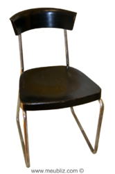 """chaise """"Cantilever"""" de Emile Guillot"""