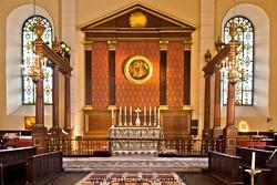 L'église Saint-Paul de Covent Garden, par Inigo Jones , de 1631 à1633