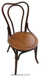"""chaise """"café museum"""" de Adoph Loos"""