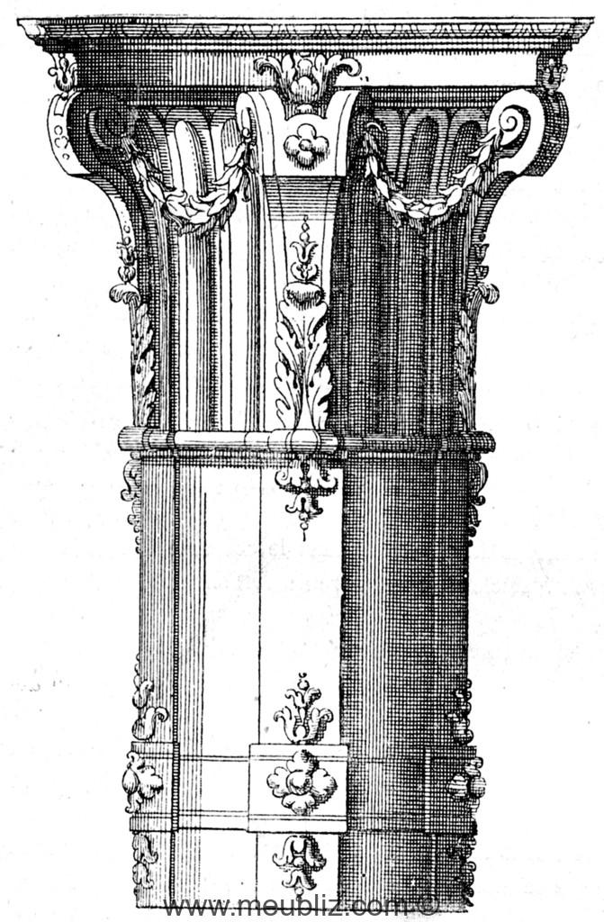 D finition d 39 un chapiteau for Architecture classique definition
