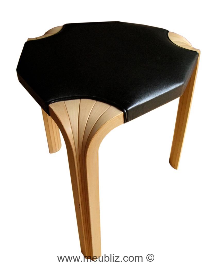 Tabouret X600 X601 X602 Par Alvar Aalto Meuble Design