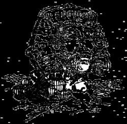 Un sphinx