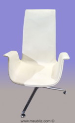 fauteuil FK de Fabricius et Kastholm