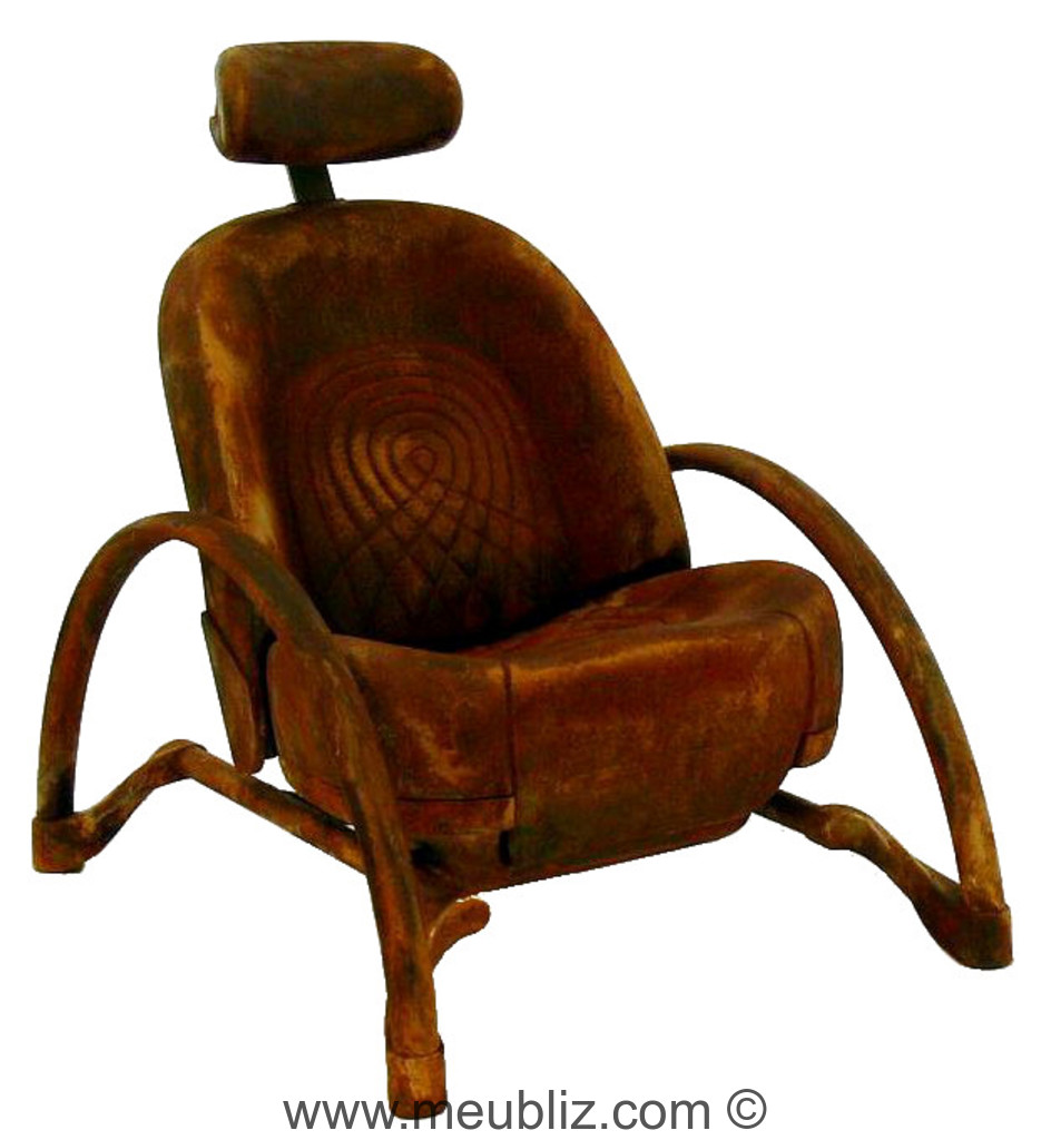fauteuil moreover par ron arad meuble design. Black Bedroom Furniture Sets. Home Design Ideas