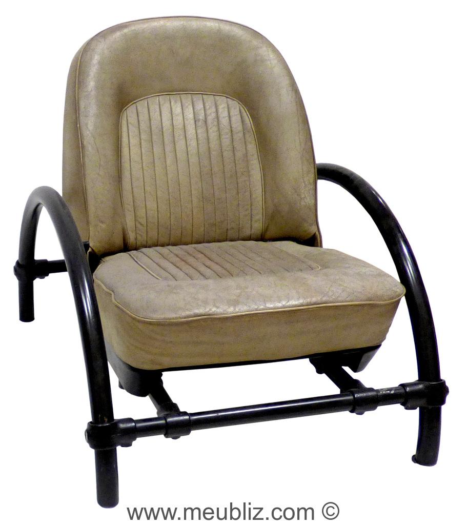 fauteuil rover par ron arad meuble design. Black Bedroom Furniture Sets. Home Design Ideas