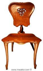 Chaise de Antonio Gaudi