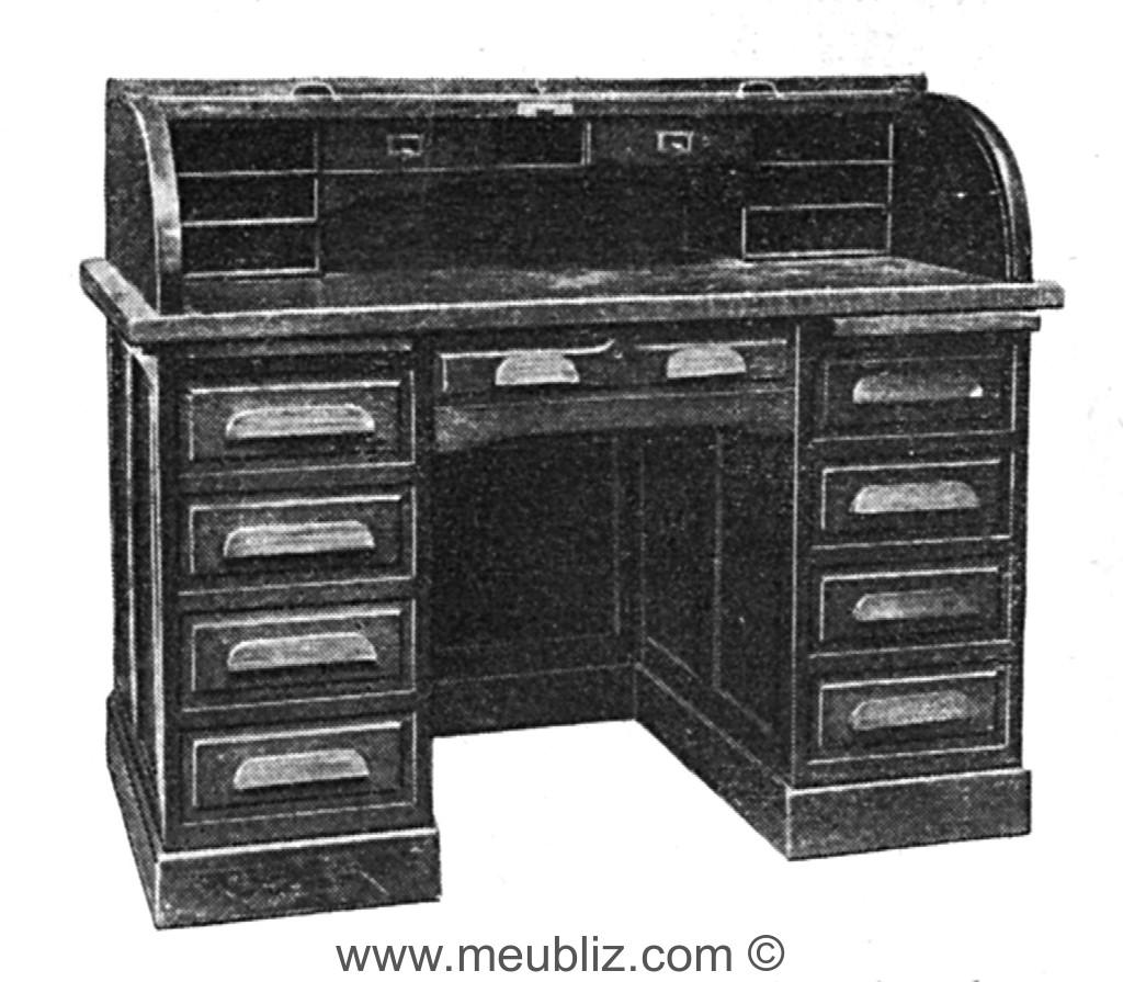 Datant de meubles en chêne antique