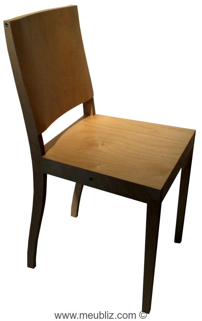 Chaise Ply Chair Closed De Jasper Morrison