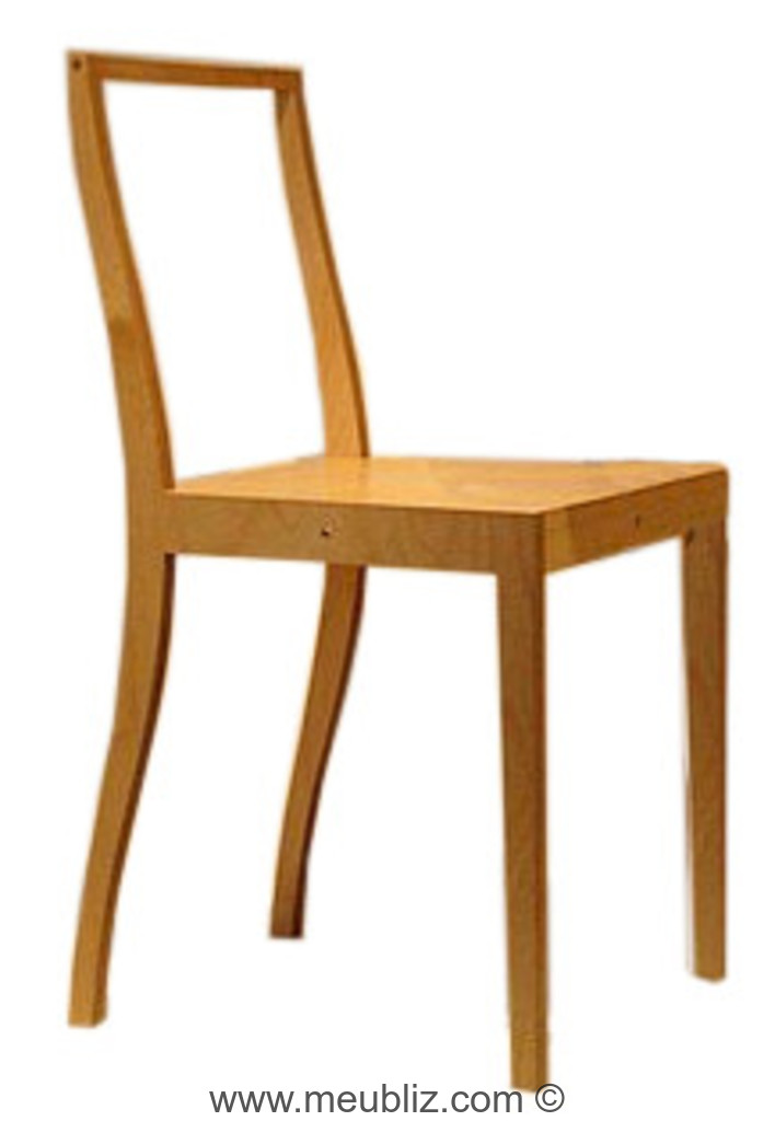 Chaise Ply Chair Open De Jasper Morrison