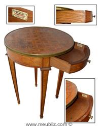 Comment reconnaitre un meuble ancien