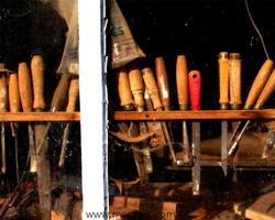 Les outils de l'artisan
