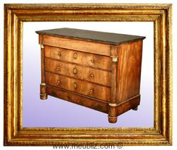 Description de meubles de style