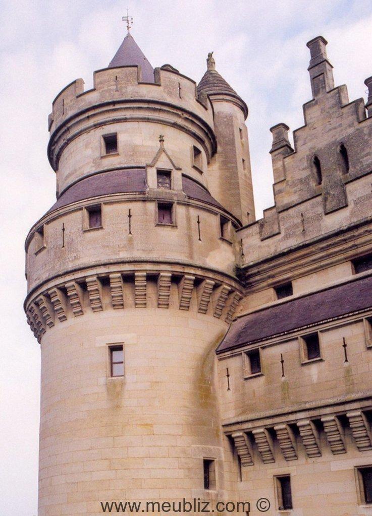 Style n o gothique du xix me si cle 1830 1900 for Architecture neo gothique