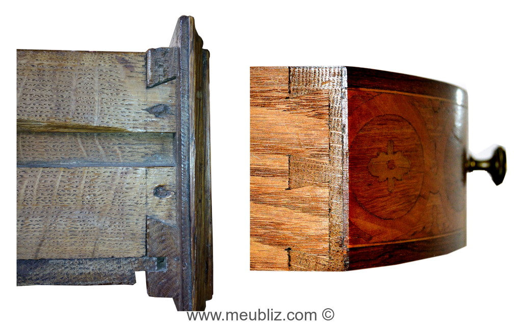 Reconna tre les techniques d 39 assemblage d 39 un meuble selon for Assemblage bois meuble