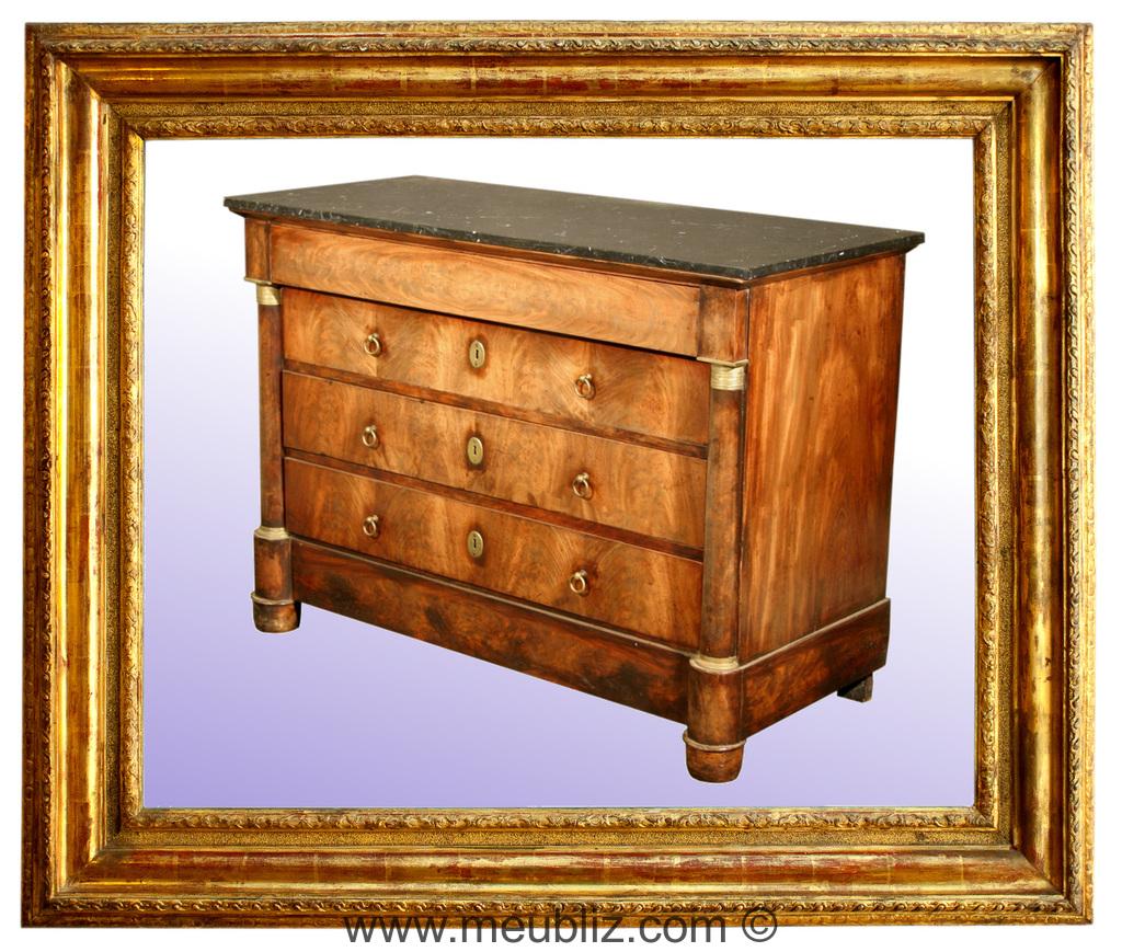 Reconnaitre Le Style D Un Meuble description de meubles - explication didactique selon l