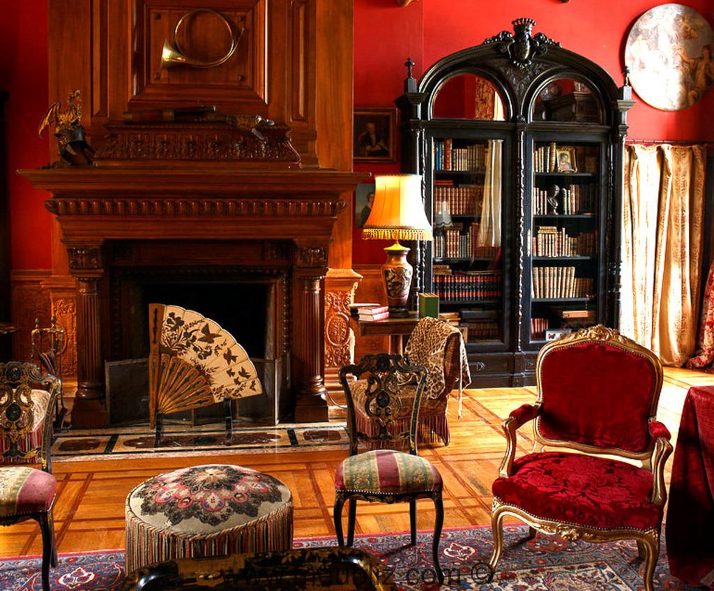 Les styles et courants dans les arts le meuble et l for Copie de meuble