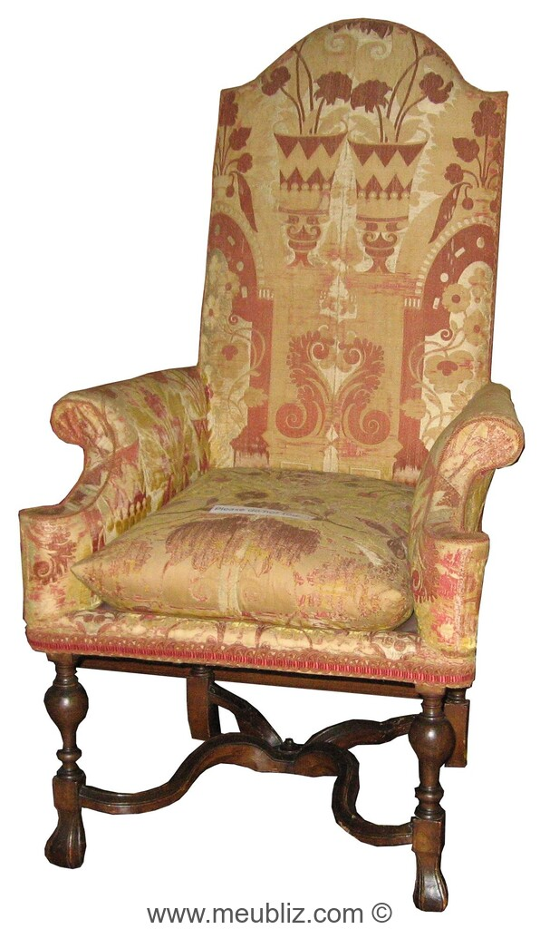 new products 61a3e bf5cf Trône anglais Queen Anne
