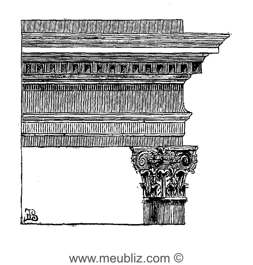 D finition de l 39 ordre composite for Architecture classique definition