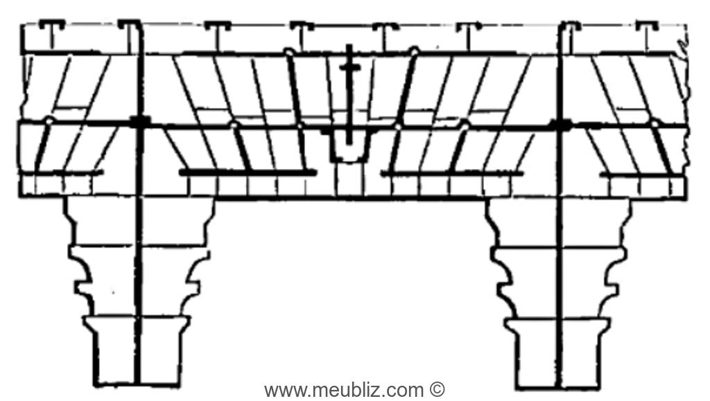 D finition d 39 une architrave for Architecture classique definition