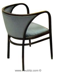 chaise de la caisse d'épargne des Postes de Vienne par Otto Wagner
