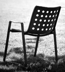 Chaise Landi de Hans Coray