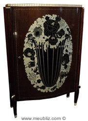 petite armoire de Jacques-Emile Ruhlmann