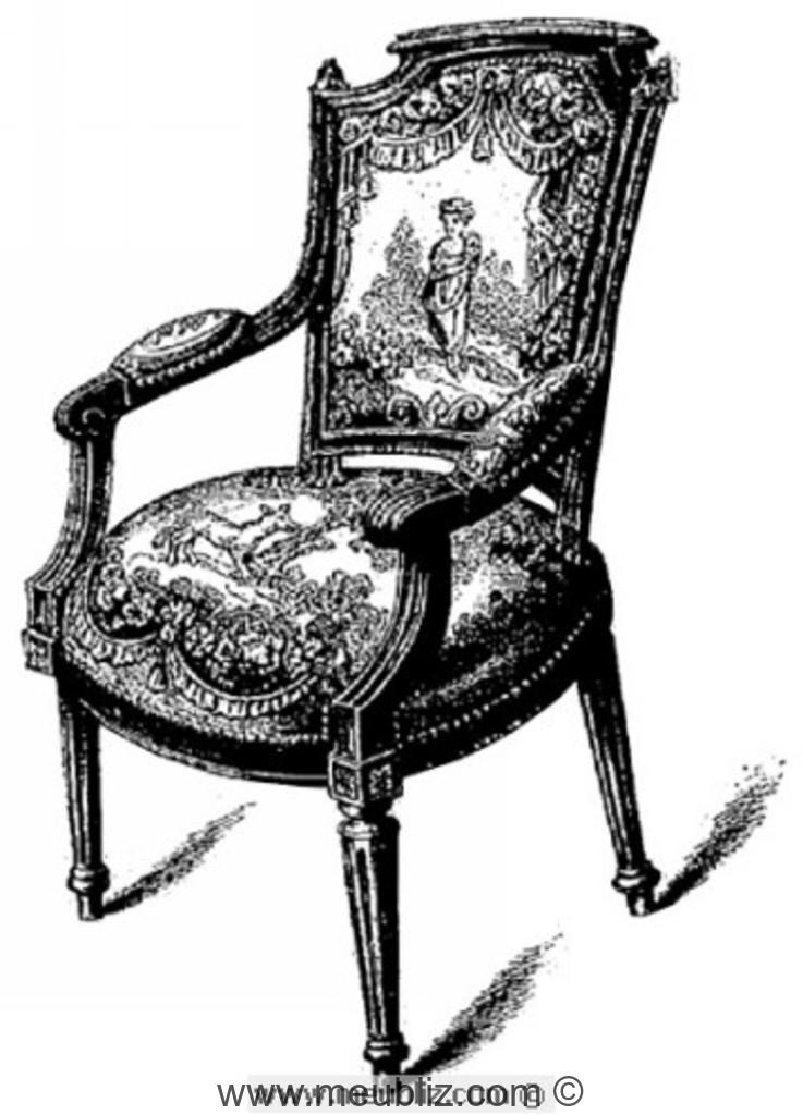Definition D Un Fauteuil Cabriolet Un Siege Leger Pour Votre Salon