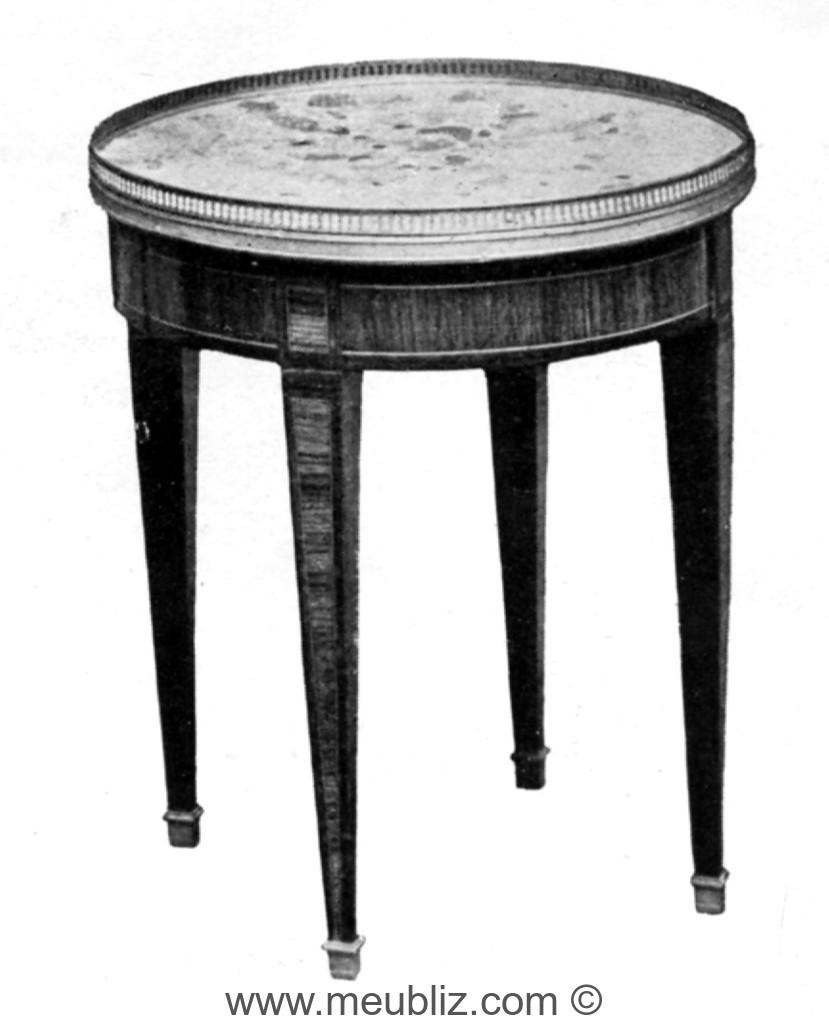 Datant des pieds de meubles antiques