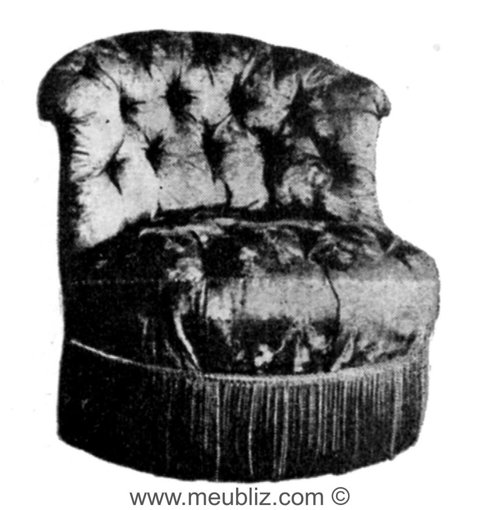 mode designer 0c34c 3f999 Définition du fauteuil