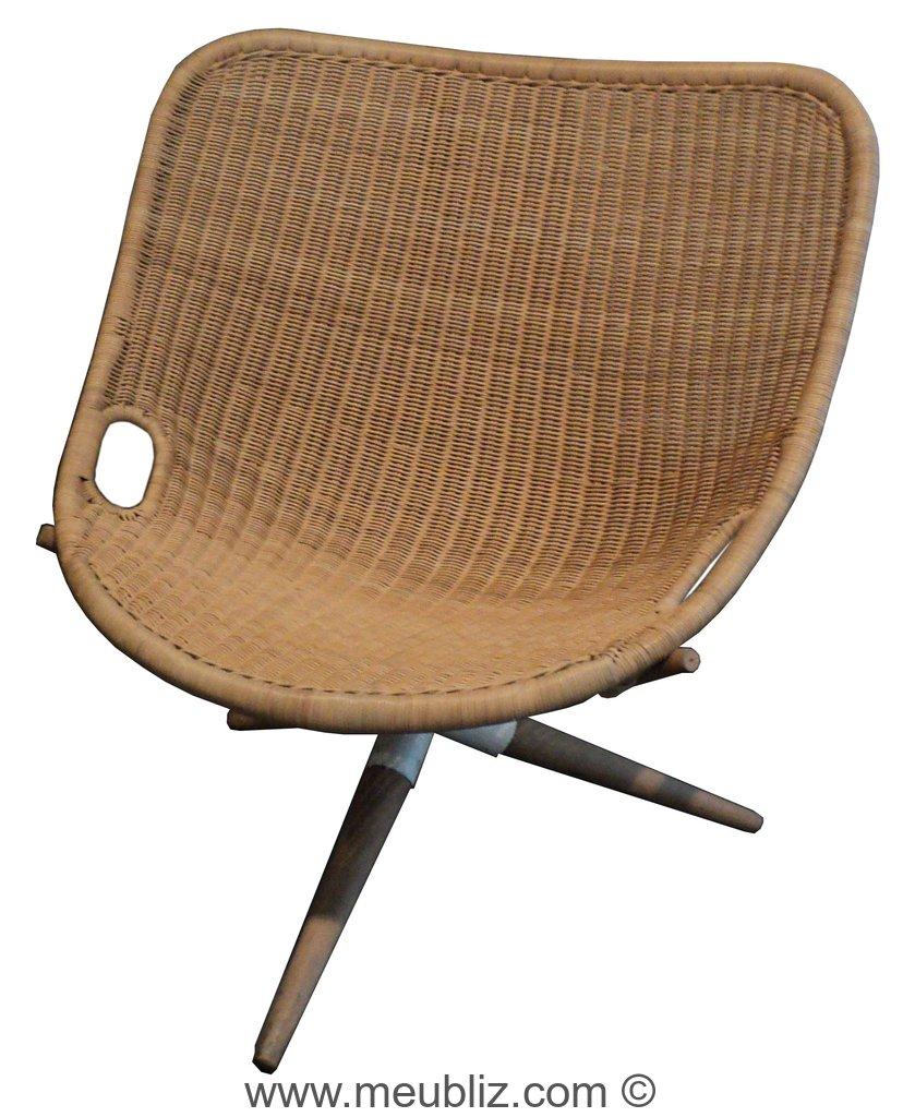 fauteuil tripode par joseph andr motte meuble design. Black Bedroom Furniture Sets. Home Design Ideas