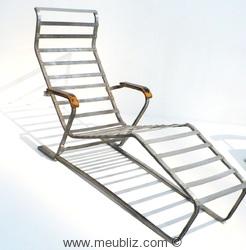 Chaise longue n°313 de Marcel Breuer