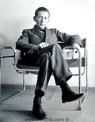 Portrait de Marcel Breuer