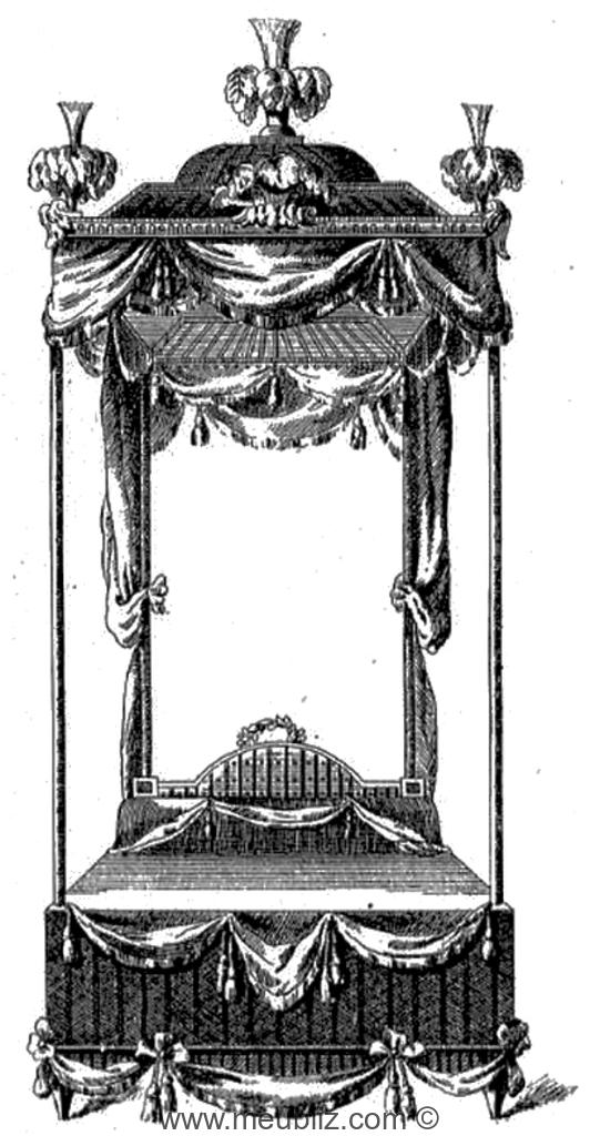 lit à impériale