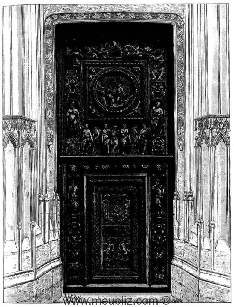 D finition d 39 une porte for Porte meaning