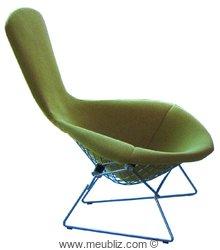 "Chaise ""Bird Chair"" de Harry Bertoia"