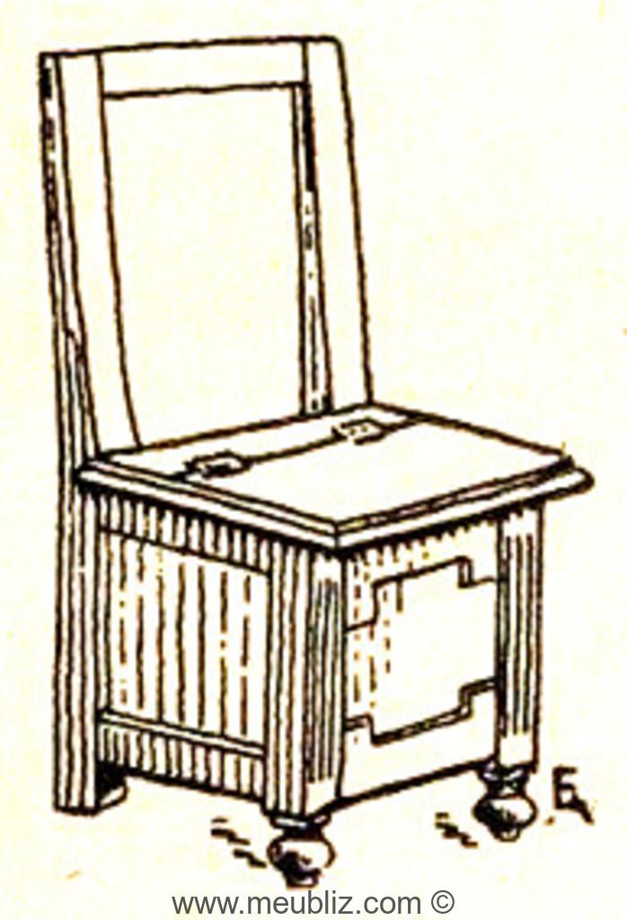 Definition D Une Chaise A Sel