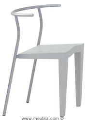 "Chaise ""Dr glob"" de Philippe Starck"