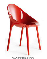 "Chaise ""Super Impossible"" de Philippe Starck"
