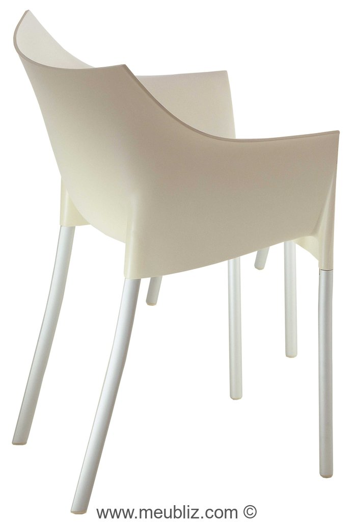 Fauteuil dr no par philippe starck meuble design - Fauteuil philippe starck ...