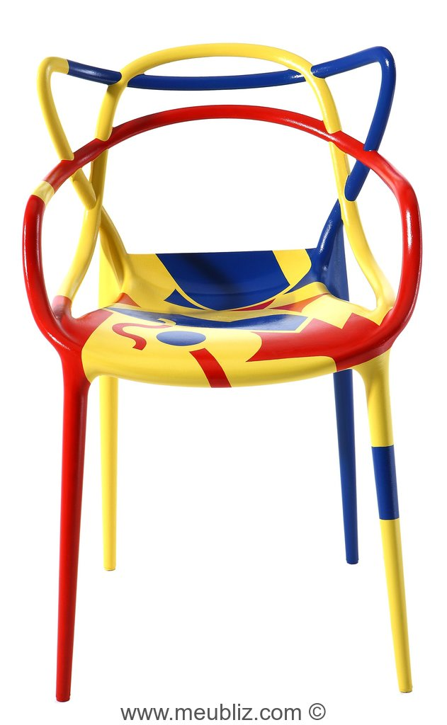 Chaise Masters Par Philippe Starck Meuble Design